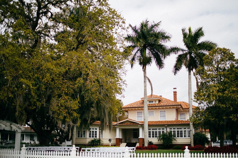 PALMETTO RIVERSIDE BED & BREAKFAST WEDDING: of bed and breakfast