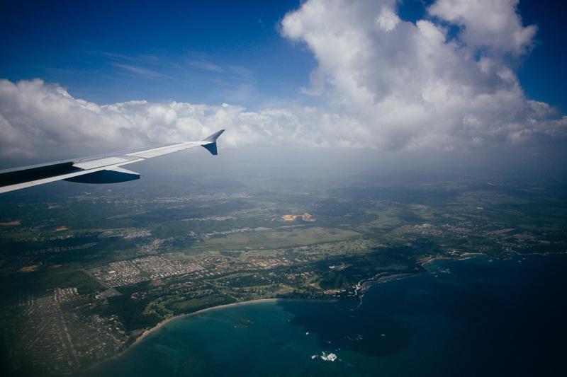 EL YUNQUE RAINFOREST WEDDING: puerto rico coast